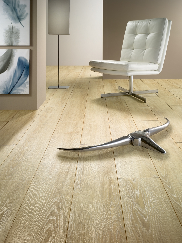 Ламинат AlsaFloor Solid Plus Canaries Oak 33 класс 12 мм