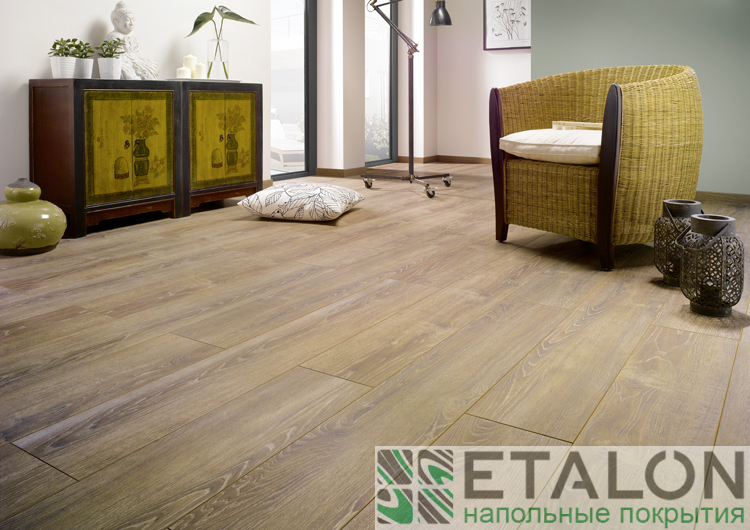 Ламинат AlsaFloor Solid Medium Baleartic Oak 33 класс 12 мм